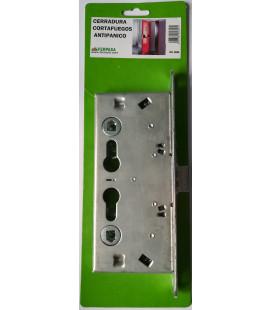 Cerradura puerta cortafuegos Antipanico reversible