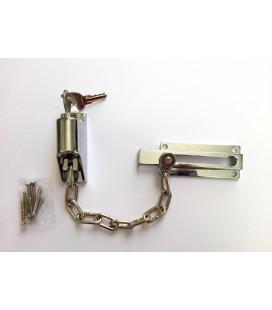 Cadena de seguridad con llave