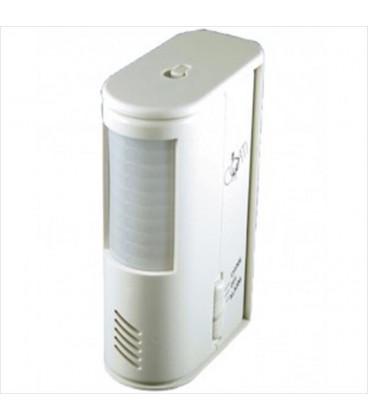 Detector de presencia con alarma
