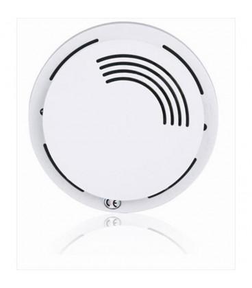 Detector de humos fotoeléctrico para alarma
