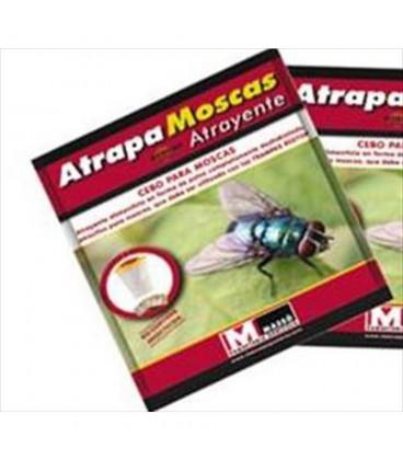Cebo atrayente moscas