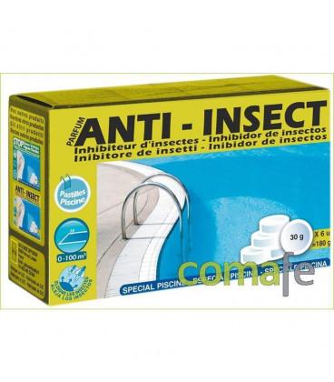Inhibidor de insectos piscina