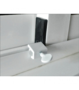Limitador Apertura Aluminio