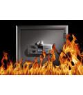 Caja Fuerte de Alta Seguridad resistente al Fuego