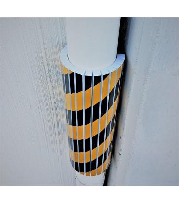 Protector garage adhesivo