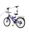 Soporte colgador techo Bici