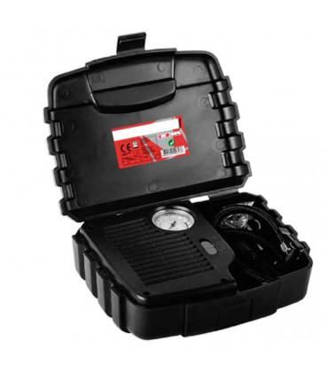 Compresor con maletin 12 V 250 PSI