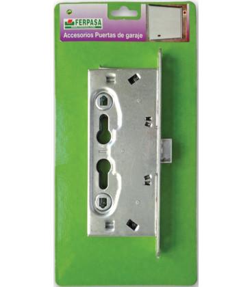 Cerradura puerta cortafuegos reversible