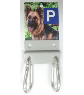 DOG PARKING PASTOR ALEMAN