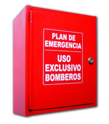 Armario plan de emergencia